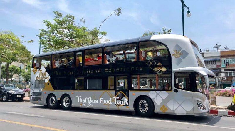 Thai Bus Food Tour พาเที่ยวรอบกรุง ชิมอาหารไทย ระดับ Michelin